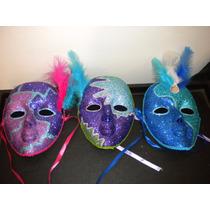 Antifaces Y Mascaras Venecianas - Carnaval Carioca