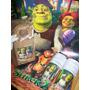 Shrek Combo Cotillon Infantil Para Cumpleaños