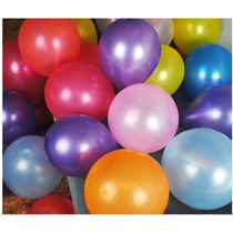 50 Globos Perlados 12´´ Casamiento Cumpleaños Quince Años