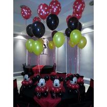 Centros Mickey Globos