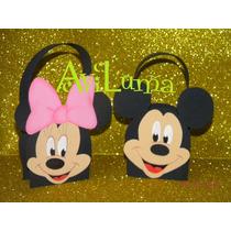 Bolsitas Dulceras De Mickey Y Minnie