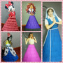Piñatas Princesas, Frozen, Monster De 85 Cm!!!!