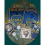 Boca Juniors Combo Cotillon 20 Chicos Infantil