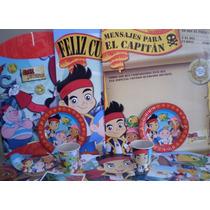 Set De Cotillon Tematico P/10 Chicos De Jake/minions/henry