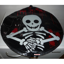 Globos Metalizados Halloween Aire O Helio Varios Motivos