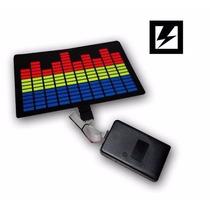 Paneles Con Luces P/remeras Audiorítmicos. Cotillon Luminoso