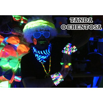 Tanda Disco Ochenta 80 - Cotillón Ochentoso -200/250 Invitad
