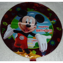 Globos Metalizados Minnie Mickey Varios Modelos