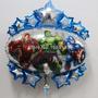 Globo X 10 Souvenirs Gigantes Vengadores, Transformers, Iron