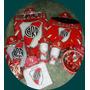River Plate Combo Cotillon 20 Chicos Infantil