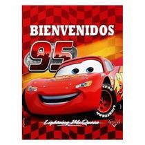Cotillón Combo Kit Fiesta De Cumpleaños Infantil Cars