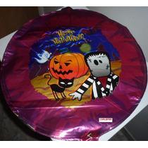 Halloween Globos Metalizados Aire O Helio Varios Motivos