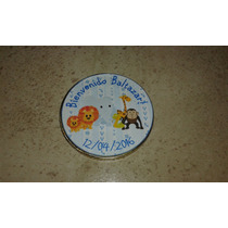 Moneda Personalizada Candy Nacimiento Bautizmo Baby Shower
