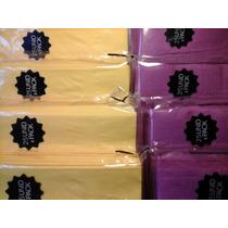 Caja X 48 Paq Servilletas 33x33 Mayorista 8 Colores A Elegir