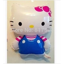 Globo X10 Kitty Gigante Caminante Souvenir Tv