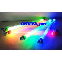 Vara Varitas X 2 Con Luces De 40cm Cotillon Luminoso
