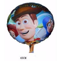 Globo Stoy Story Disney Metalizado X 25 Nuevo