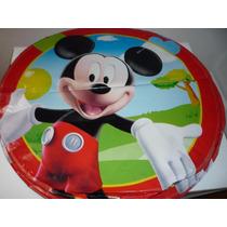 Globos Metalizados De Mickey De 18 (45cm)
