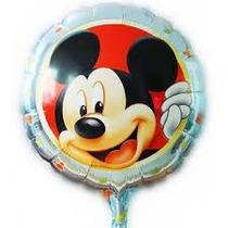Globo Metalizado Mickey Disney Souvenir Deco 18 Pulgada