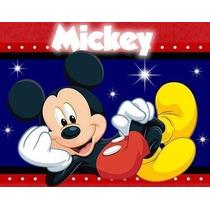 Cotillón Combo Kit Fiesta Cumpleaños Infantil Mickey O Minni