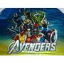 The Avengers Globos Metalizados Los Vengadores Souvenirs
