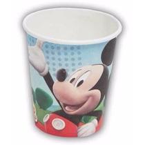 Set De Cotillon Tematico P/10 Chicos De Mickey/minnie/pepe