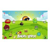 Combo Cotillon 20 Niños , Angry Birds