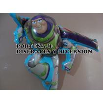 Globos De Buzz Y Woody Toy Story. 14 Pulgadas