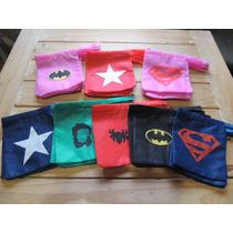 Bolsa Superheroes, Comunión, Bautismo, Cumpleaños,
