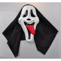 Halloween Cotillon --caretas Con Tela Disfraces