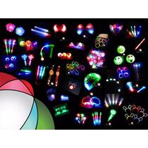 Combo Cotillon Luminoso 416artículos 200 Personas Fiesta Led