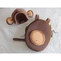 Disfraz De Mono En Goma Espuma Cotillón