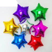Globos 18 Pulgadas Estrellas Metalizados