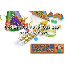 Cotillon Carnaval Carioca 100 Personas Completo - Economico