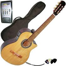 Guitarra Electro Criolla Cielito Ecualiz/ Open-toys Avell 40