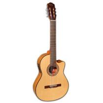Guitarra Electrocriolla Gracia M-10eq + Accesorios!