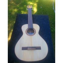 Guitarra Criolla De Luthier 3/4