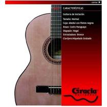 Guitarra Clasica Gracia M2 Estudio