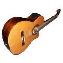 Guitarra Criolla De Estudio Fonseca 40kec