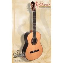 Guitarra Criolla La Alpujarra Zagert Luthier Con Estuche