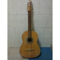 Guitarra Criolla De Estudio Luthier Del Valle