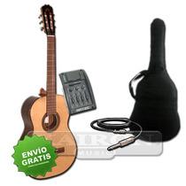 Guitarra Criolla Clasica Alpujarra 80ec Concierto T/maciza