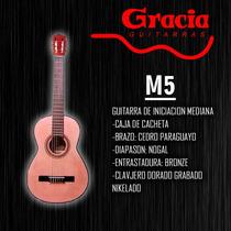 Guitarra Criolla Gracia M5 Para Niño