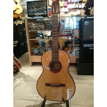 Guitarra Gracia Clasica H De Gran Concierto Con Tapa Maciza
