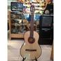 Guitarra Clasica Gracia Mod. E De Concierto Con Tapa Maciza