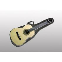 Guitarra Criolla Clasica C/funda + C/garantia