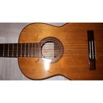 Guitarra Criolla Jose Yacopi 1976 Toda Original