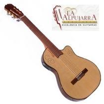 Guitarra Electro Criolla La Alpujarra 300kec