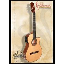 Guitarra Criolla La Alpujarra 85kec Equalizador - En Palermo