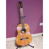 Guitarra Clásica Criolla Romántica - Impecable - Rosario